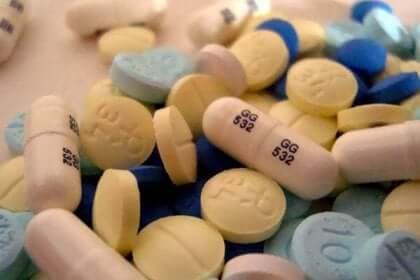 Remédios em comprimidos