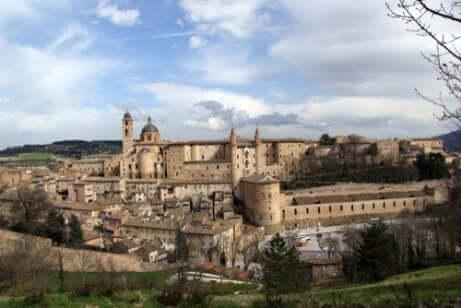 Biografia de Rafael Sanzio, nascido em Urbino