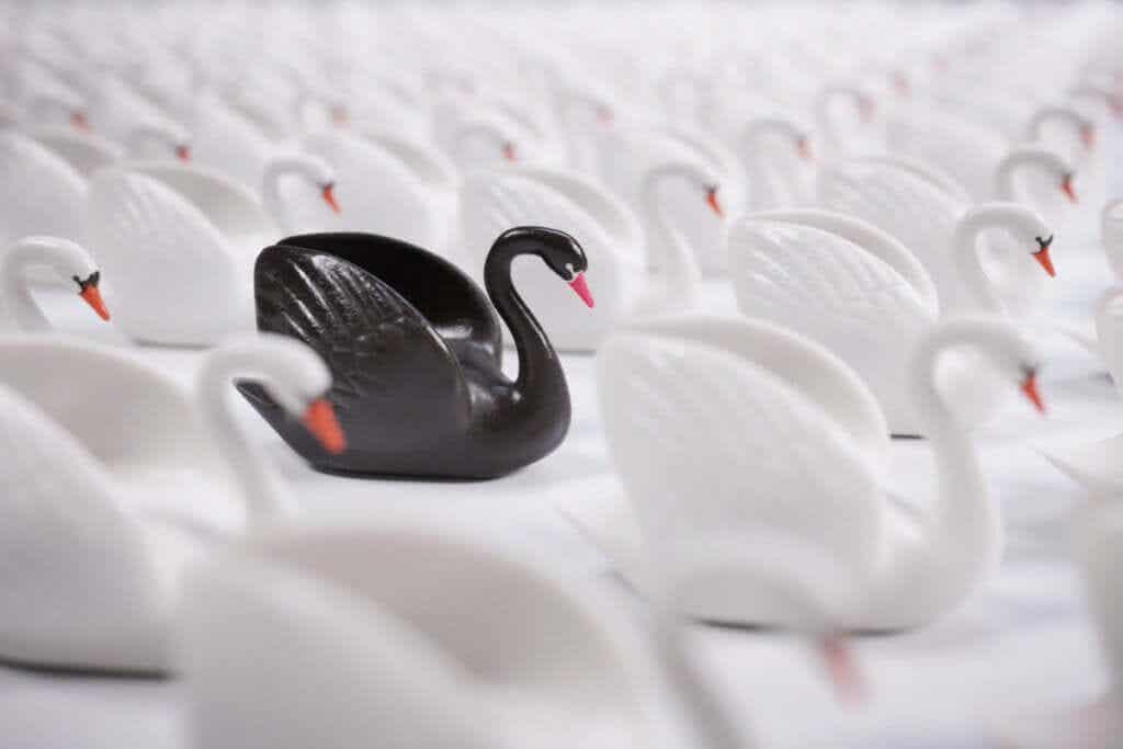 A Teoria do Cisne Negro de Nassim Taleb