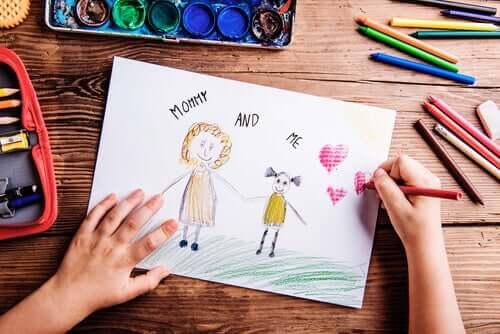 Desenhos infantis: uma janela para o mundo interior das crianças