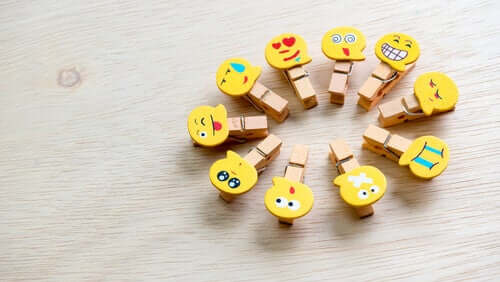 Emojis para a educação emocional