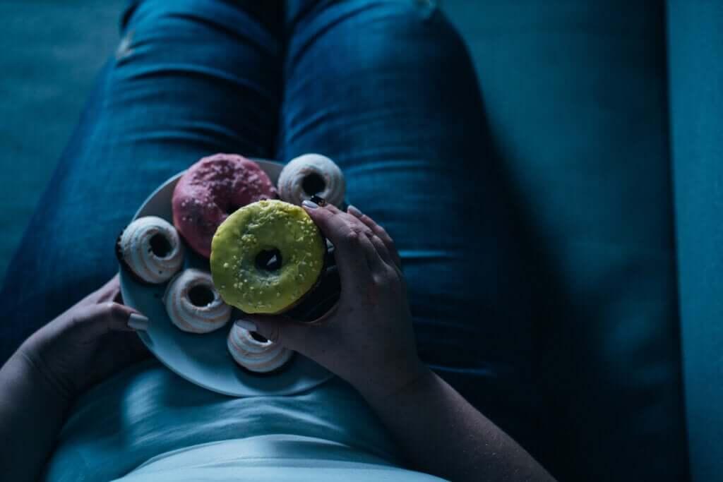 A alimentação e a sua relação com os sintomas depressivos