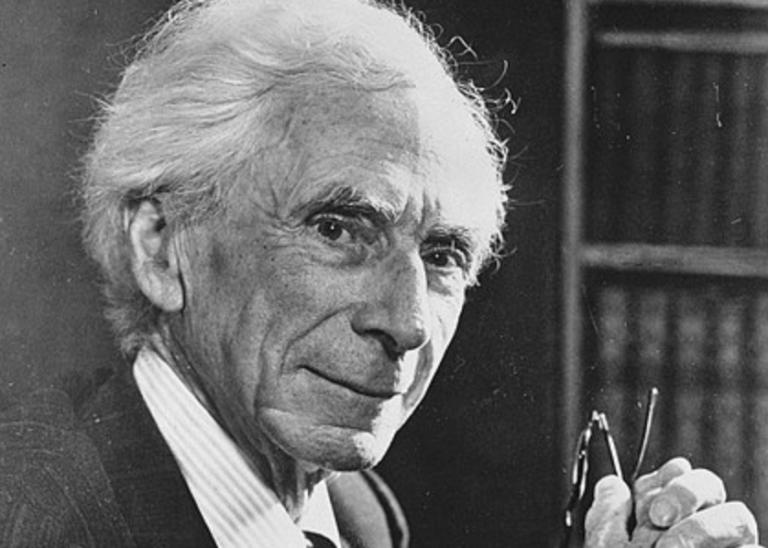 5 frases de Bertrand Russell para refletir