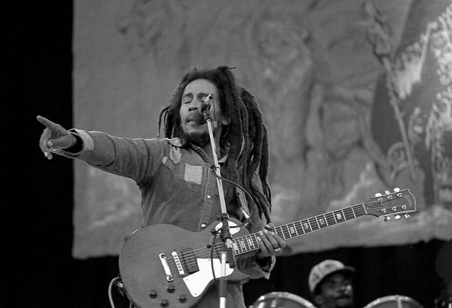 As 7 melhores frases de Bob Marley