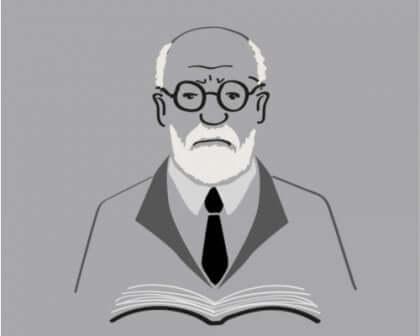 Desenho de Freud