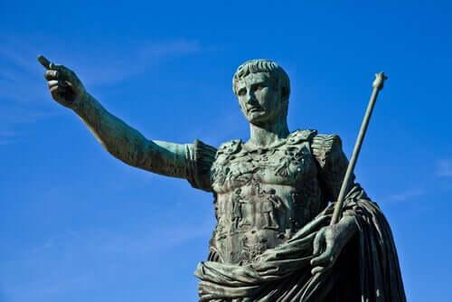 Biografia de Júlio César, jovem mas ousado