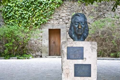 Busto de Chopin