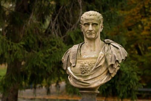 Júlio César, um jovem político ousado