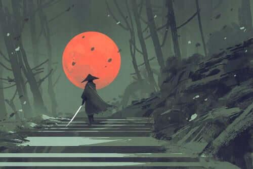 Os preceitos de vida dos samurais