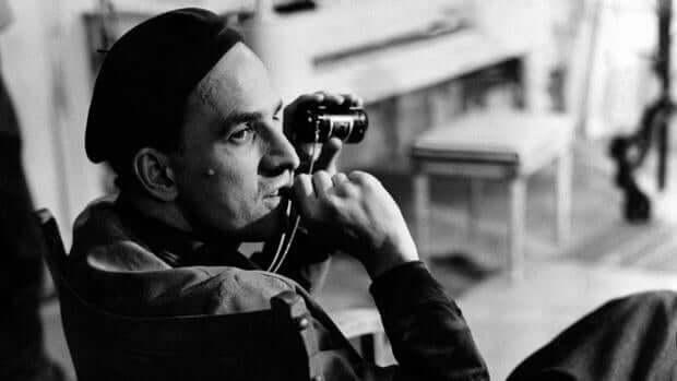 Biografia de Ingmar Bergman, uma vida de filme