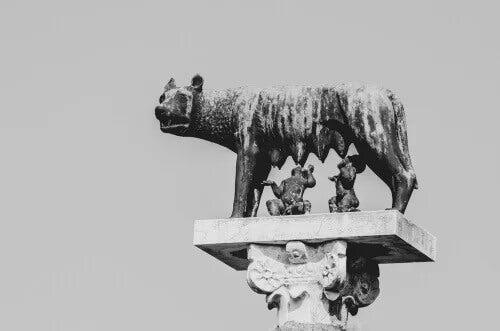 Rômulo e Remo: uma das lendas romanas