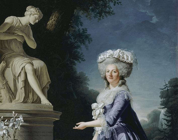 Pintura da corte francesa