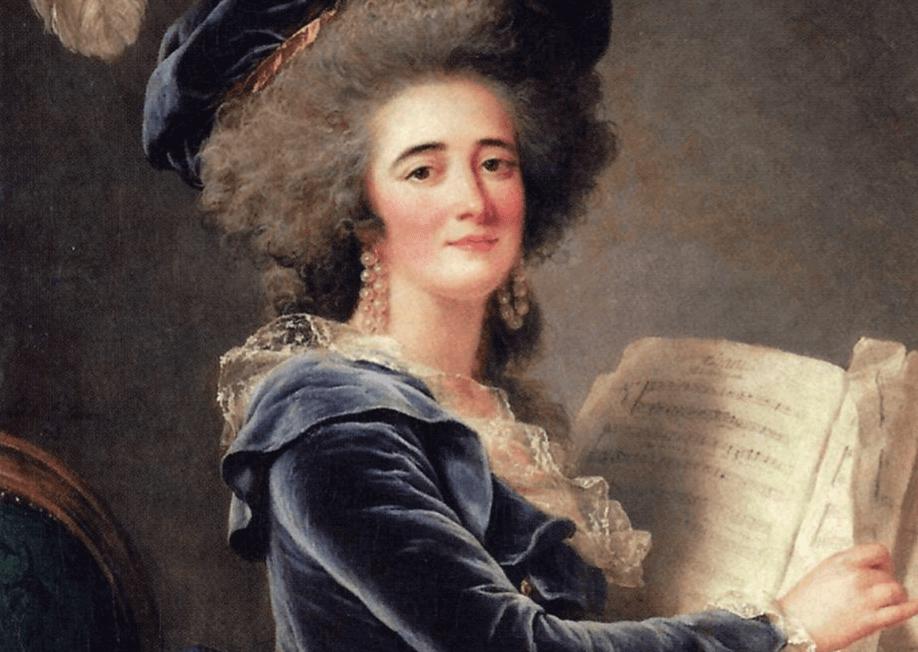 Biografia de Adélaïde Labille-Guiard