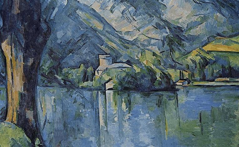 Obra de Paul Cezanne
