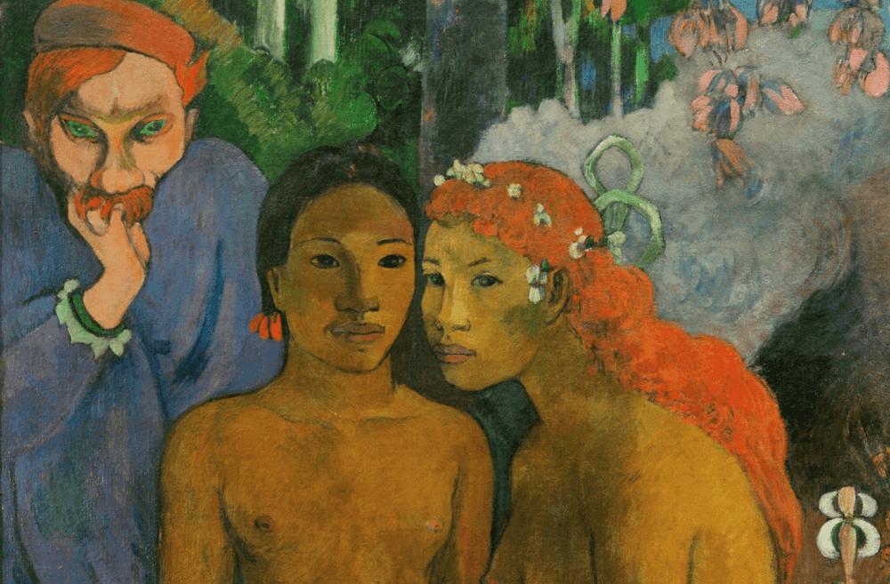 Paul Gauguin no Taiti