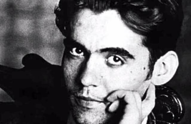 5 frases maravilhosas de Federico García Lorca