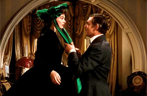 Scarlett O'Hara em cena