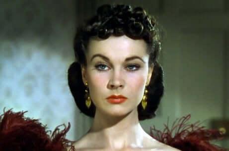 Scarlett O'Hara: uma mulher indestrutível