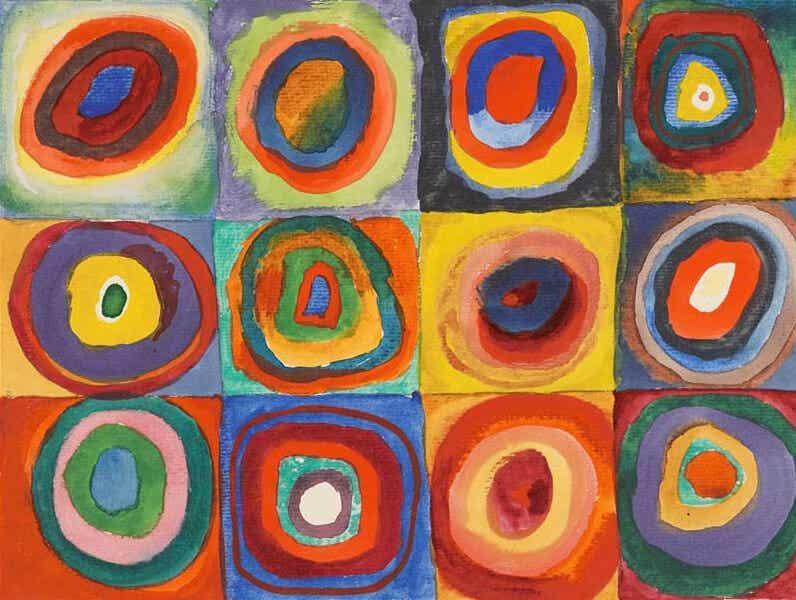 Conheça a biografia de Wassily Kandinsky
