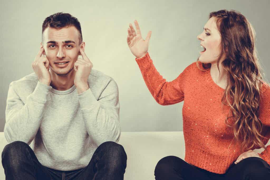 Discussões do casal
