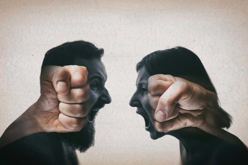 O que é a teoria da frustração-agressão?