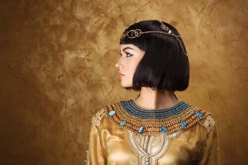 Biografia de Cleópatra: o crepúsculo dos faraós