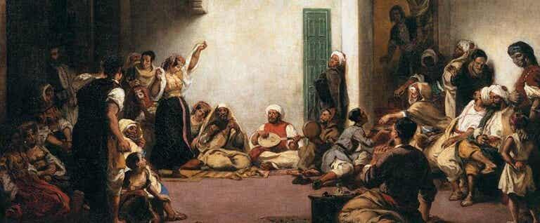 Biografia de Eugène Delacroix