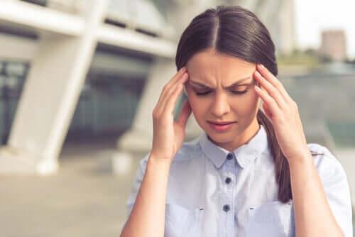 Sintomas de estresse: tensão emocional que perturba a mente e o corpo