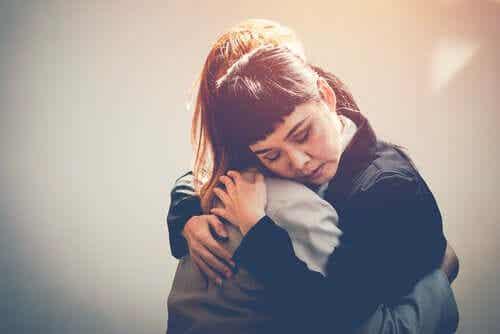 Um amigo é um tesouro para cuidar