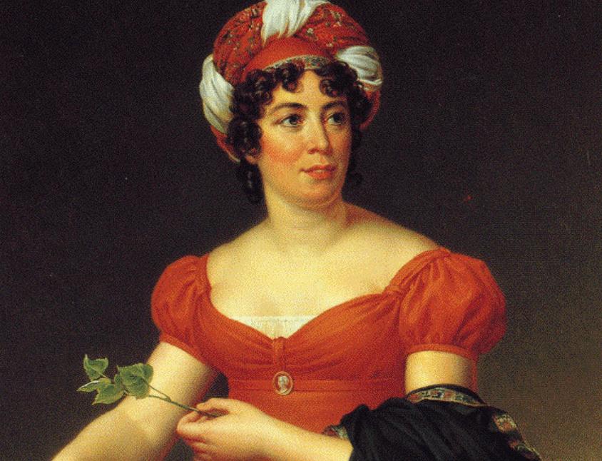 Biografia de Anne Louise Germaine, a mulher mais temida por Napoleão