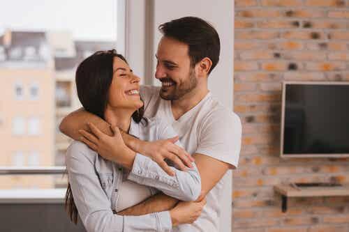 Amor no começo do relacionamento