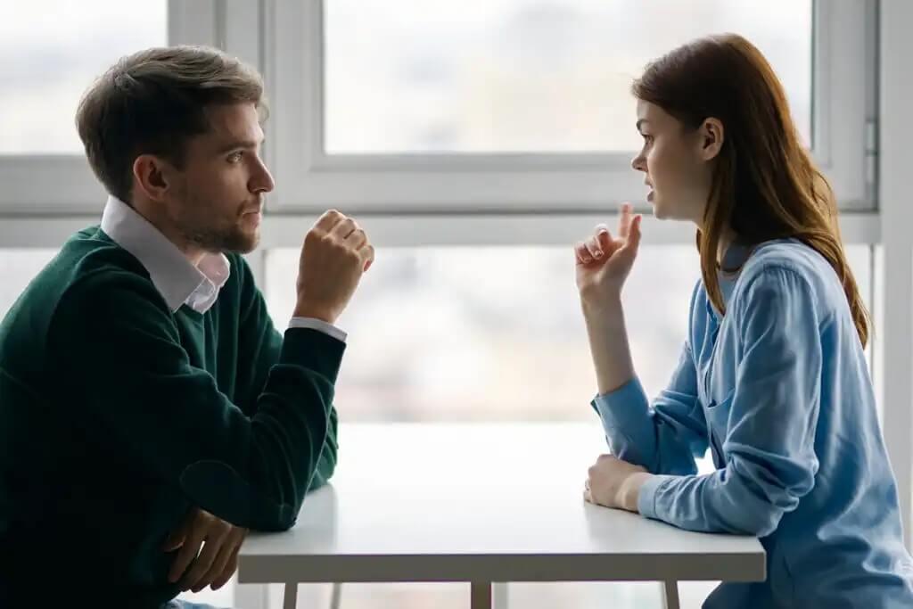 Conversar com assertividade