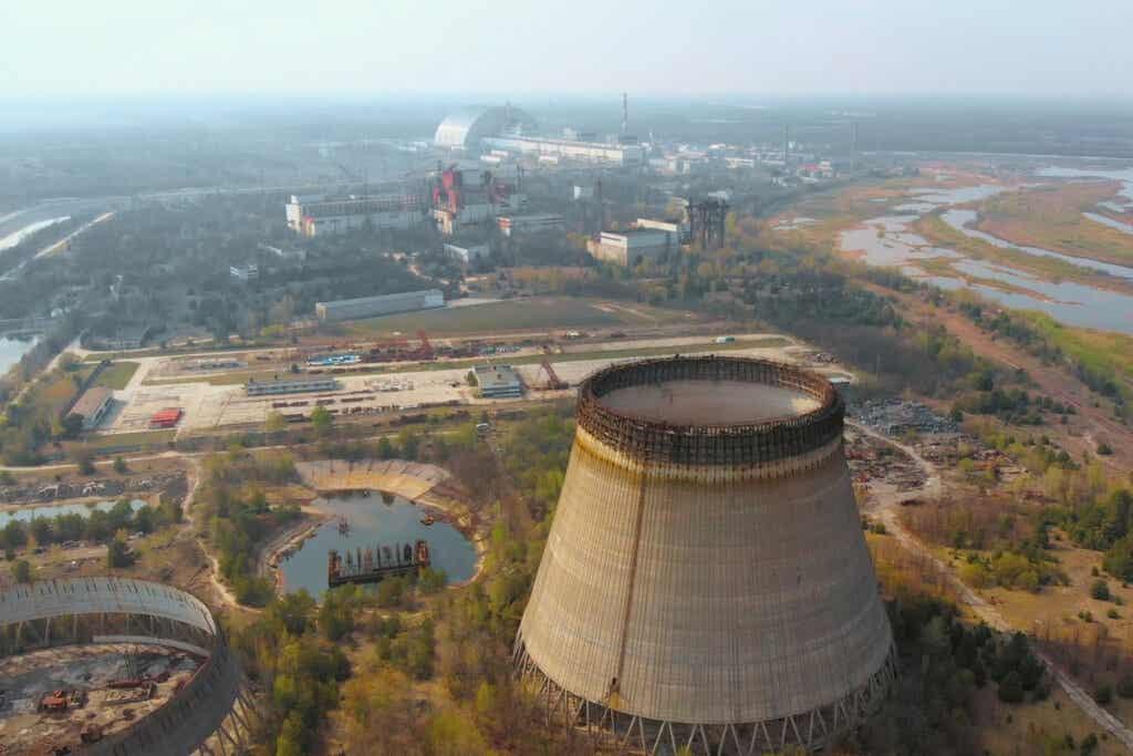 As consequências da catástrofe em Chernobyl