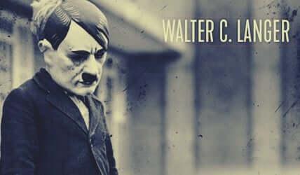 Walter Charles Langer, o psicanalista que analisou Adolf Hitler