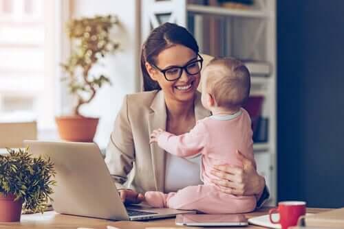 Home office: como conciliar o profissional e o pessoal?