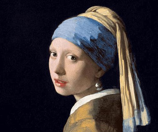 Vermeer e a moça com o brinco de pérola