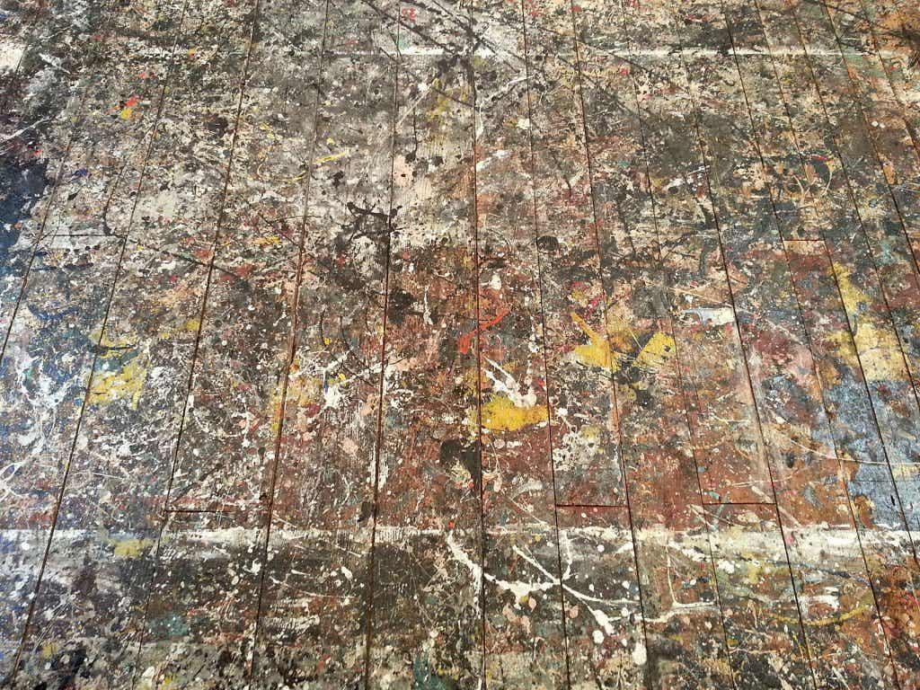 Obra de Pollock