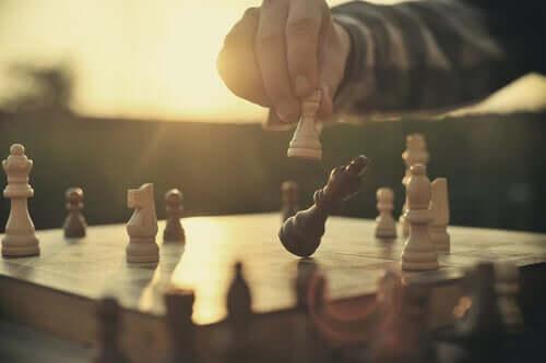 Benefícios psicológicos de jogar xadrez