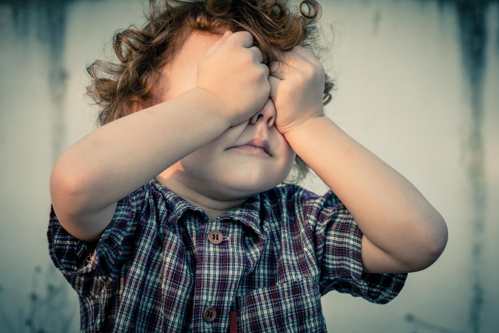 8 sintomas de ansiedade em crianças