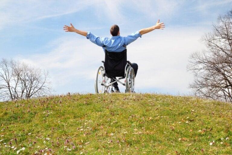 Como lidar com uma deficiência física?