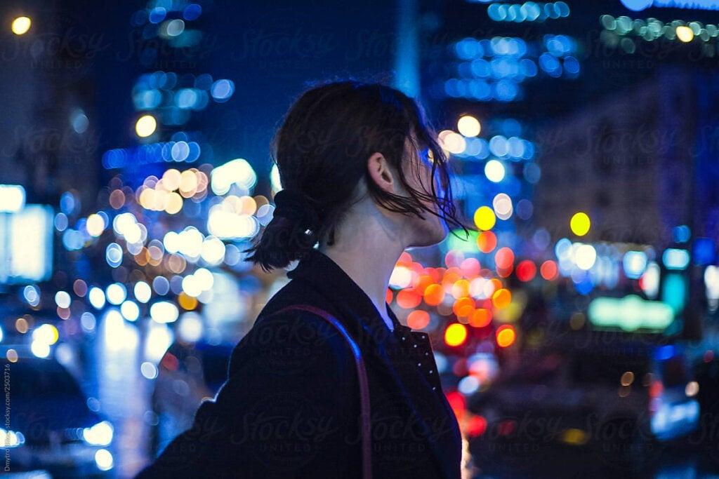 Relação entre luz artificial noturna e depressão