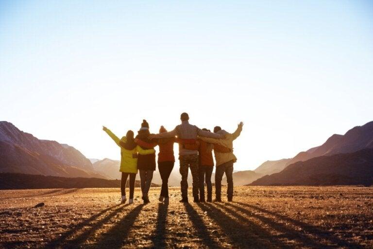 Pertencer a um grupo social melhora a sua saúde e felicidade