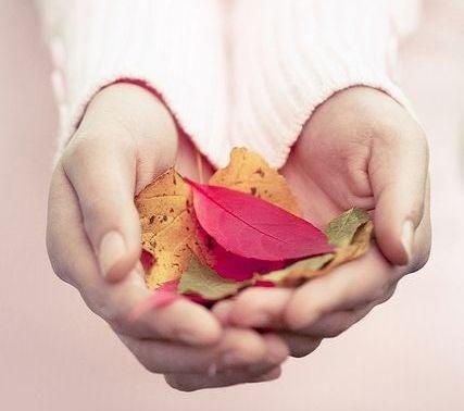 Não posso mudar o passado, mas viver no presente está em minhas mãos