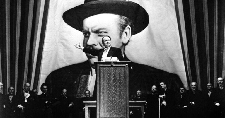Os 5 principais filmes de Orson Welles