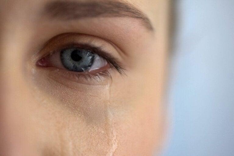 No final, a última gota geralmente é uma lágrima
